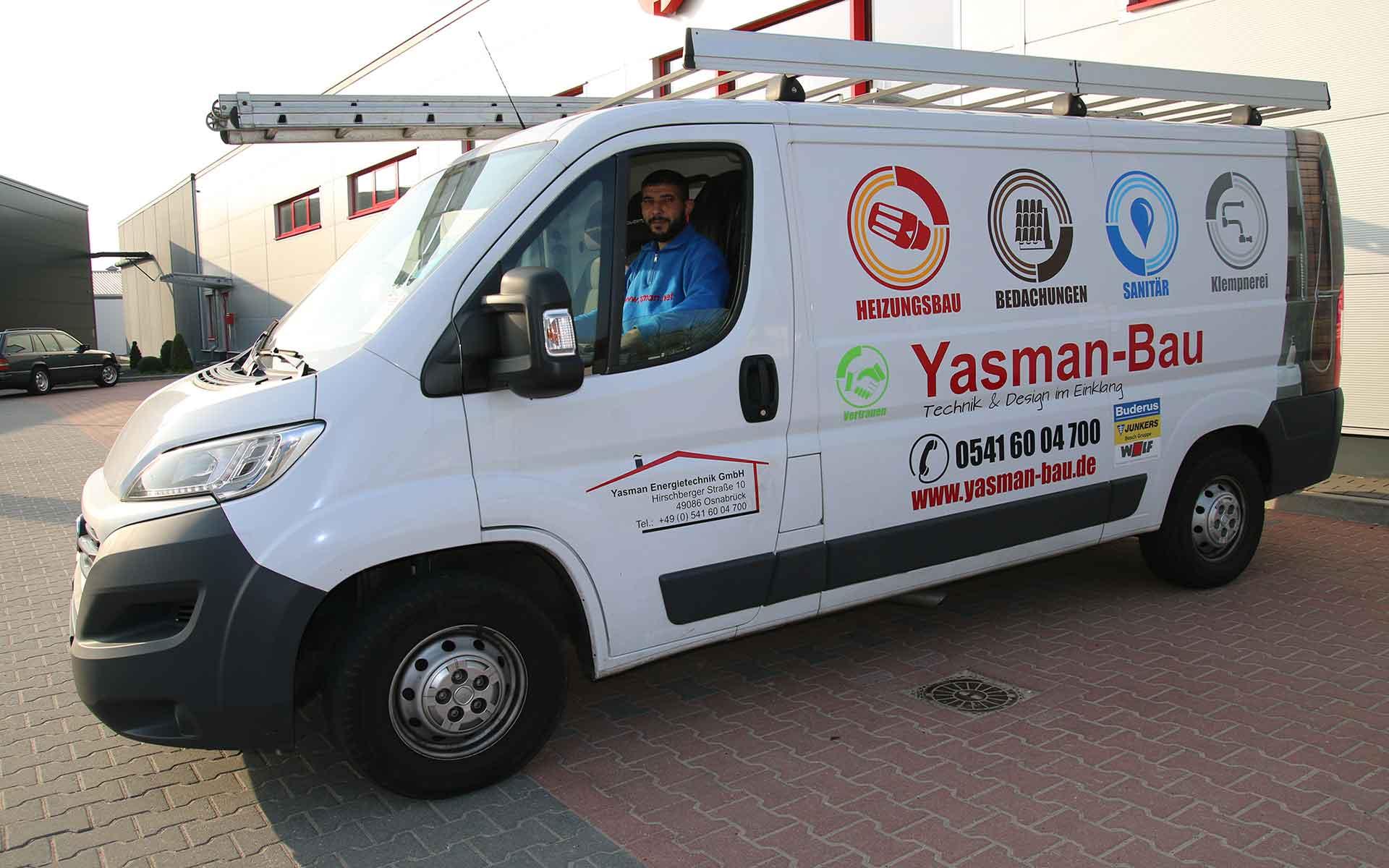 Yasman Bau Mobil